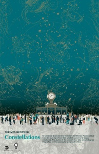Constellations by Pop Chart Lab