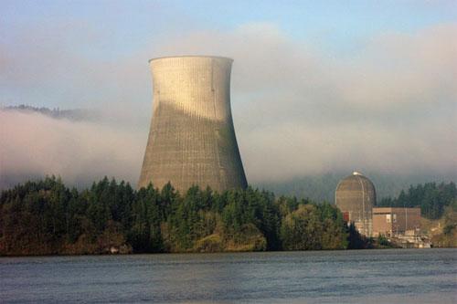 Nuclear Power Plants in Oregon