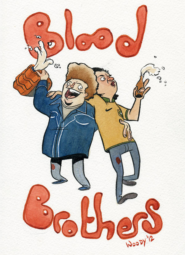 Superbad by Kevin Woody