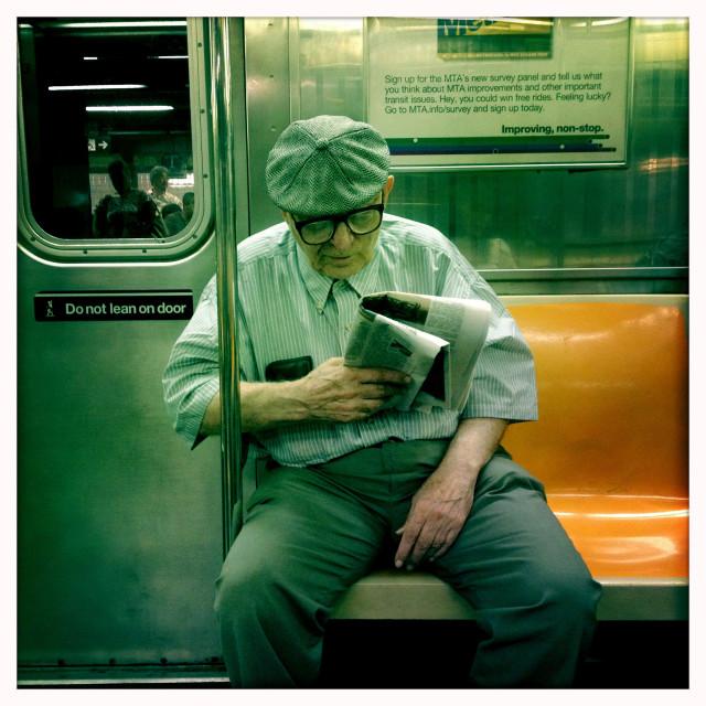 Commuters by Rebecca Davis
