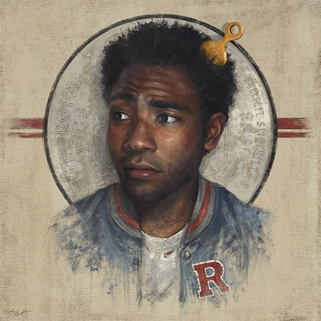 Roots - For Childish Gambino by Sam Spratt