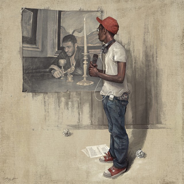 Hope - For Childish Gambino by Sam Spratt