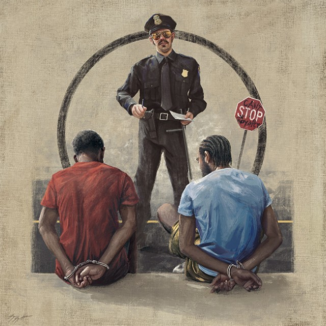 Tag - For Childish Gambino by Sam Spratt