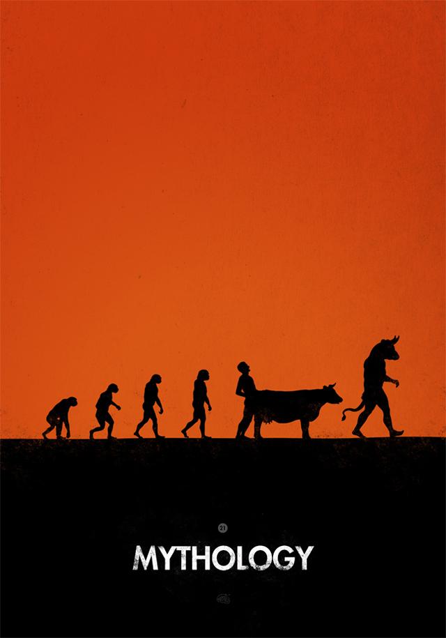 Mythology by Maentis