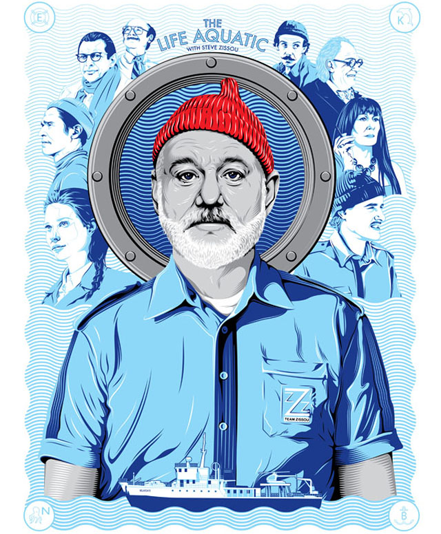 Life Aquatic by Tracie Ching