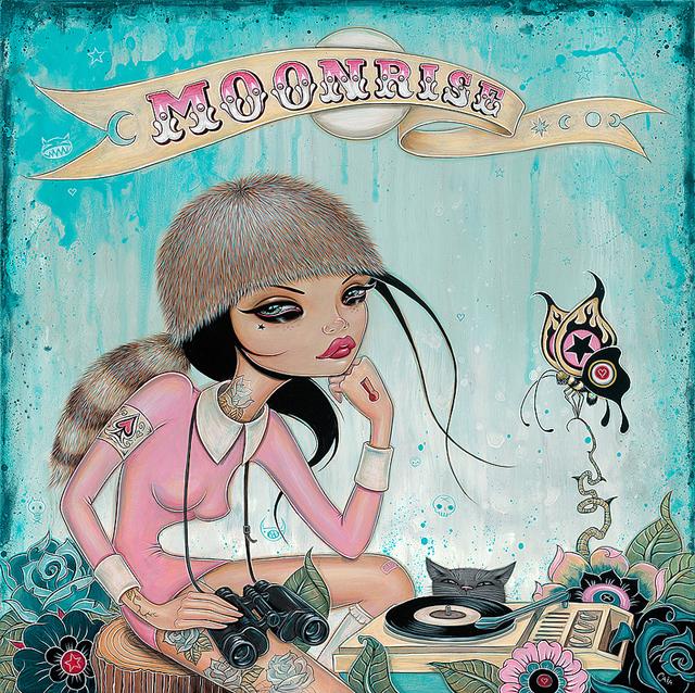 Moonrise Kingdom by Caia Koopman