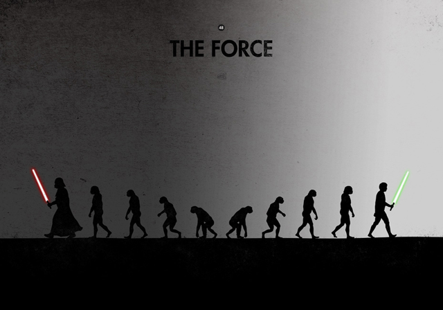 The Force by Maentis
