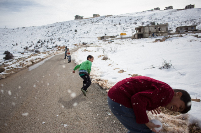 Hitchhiking from Oslo to Beirut photos by Sebastian Dahl