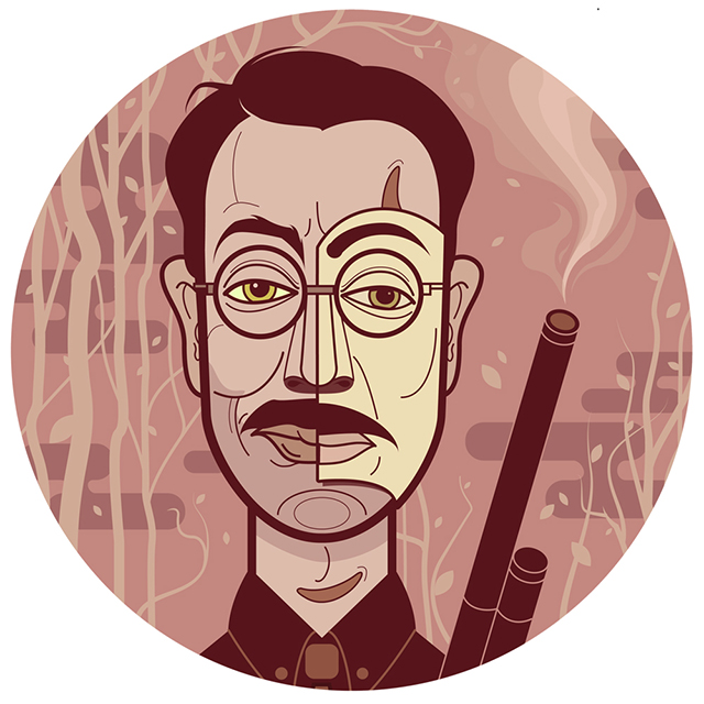 Richard Harrow from Boardwalk Empire