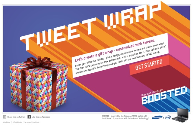 Tweet Wrap