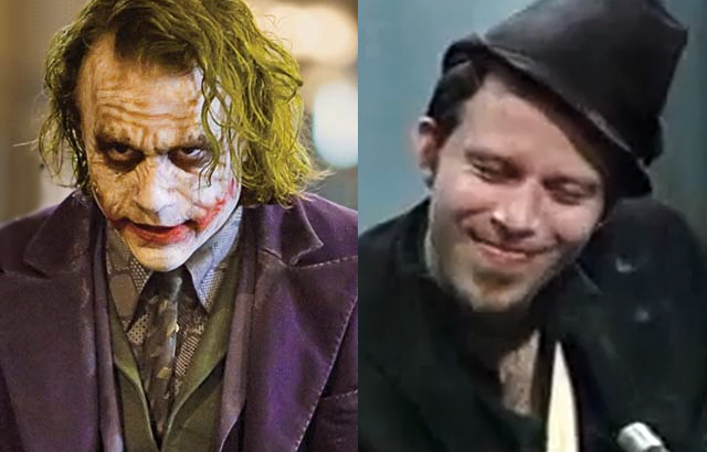 1979 Tom Waits Resembles Heath Ledger as The Joker