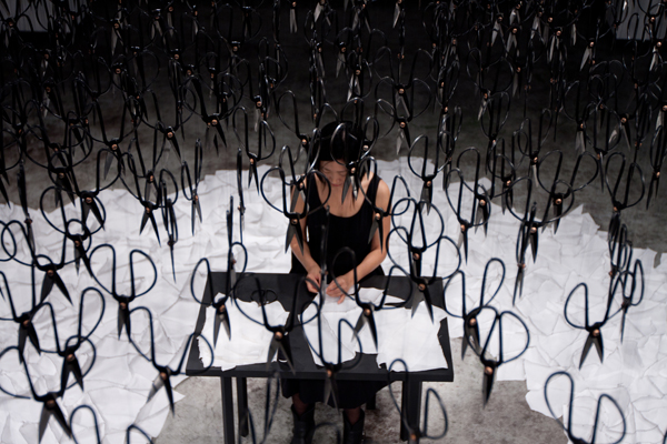 The Mending Project by Beili Liu