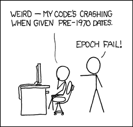 Unix Epoch