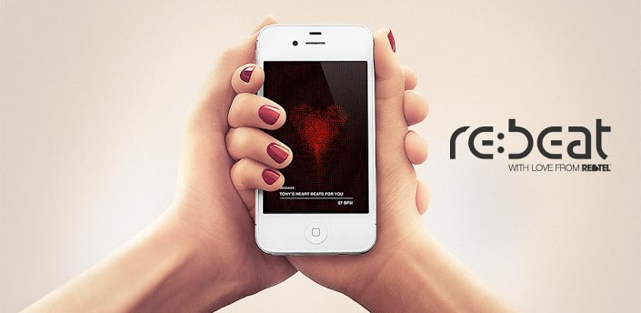Re:Beat, App That Lets You Send Your Hearbeat to a Loved One