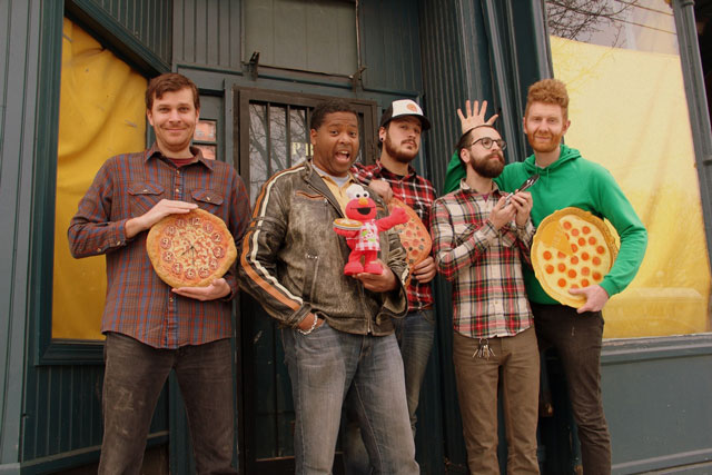 Pizza Brain Team