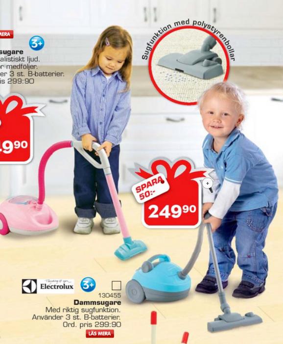 Doing household chores