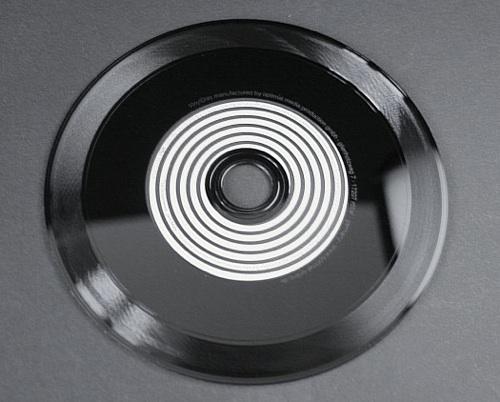 Hybrid Vinyl & CD Disc