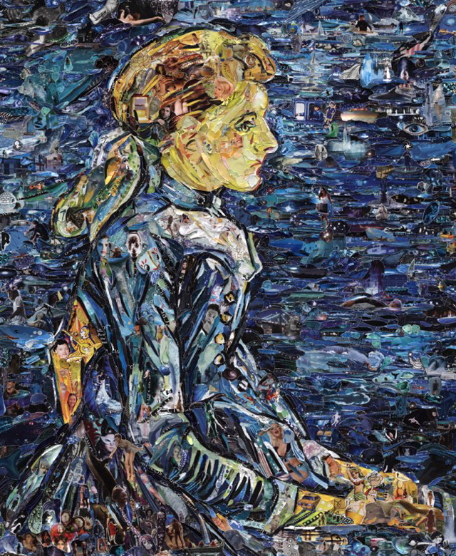 Portrait of Adeline Ravoux, after Van Gogh (Pictures of Magazine 2)
