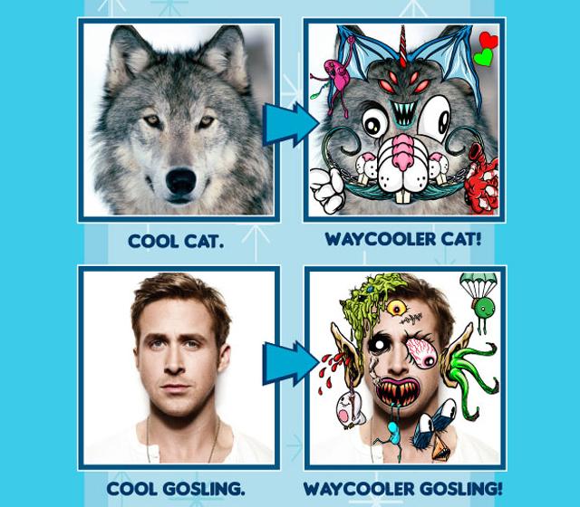 WayCooler Samples