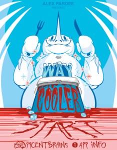 WayCooler iPhone iPad App by Alex Pardee