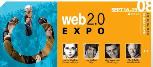 Web 2.0 Expo New York 2008