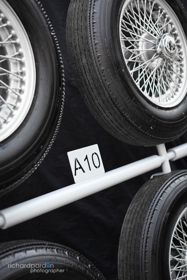 Aston Martin DBR1 1:1 Scale Model Kit by Evanta Motor Company