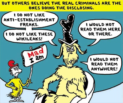 How WikiLeaks Stole Christmas