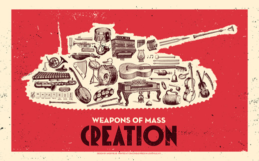 Weapons of Mass Creation by Angryblue