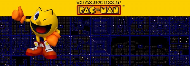 The World's Biggest Pac Man