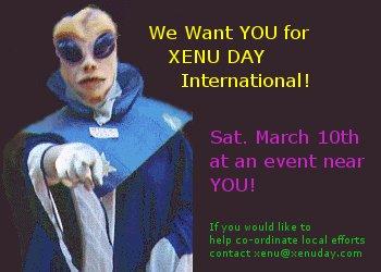Xenu Day International