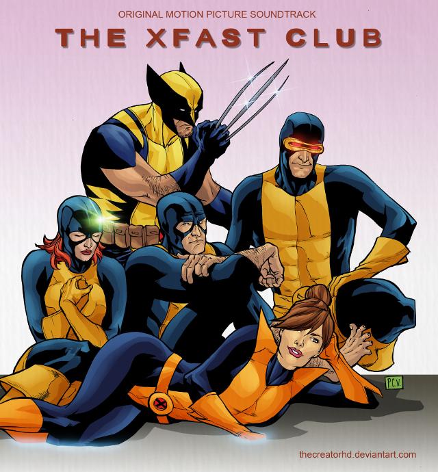 Xfast Club by Phillip Sevy