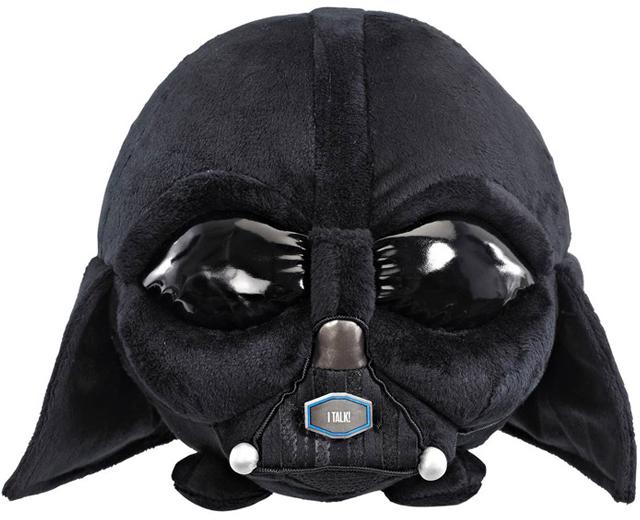Star Wars Darth Vader 7-Inch Talking Plush Ball