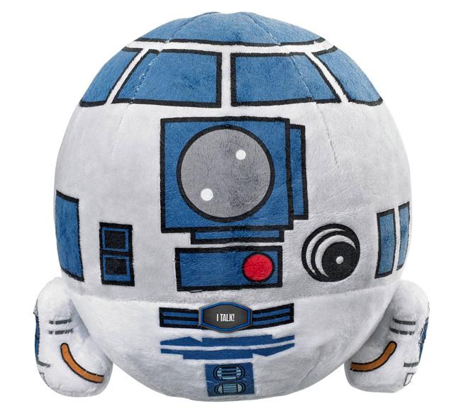 Star Wars R2-D2 7-Inch Talking Plush Ball