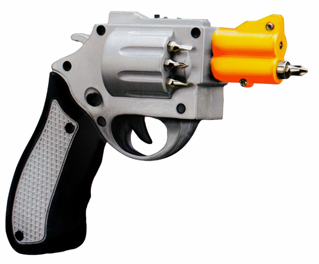 Drill Gun Power Screwdriver at Gadgets and Gear