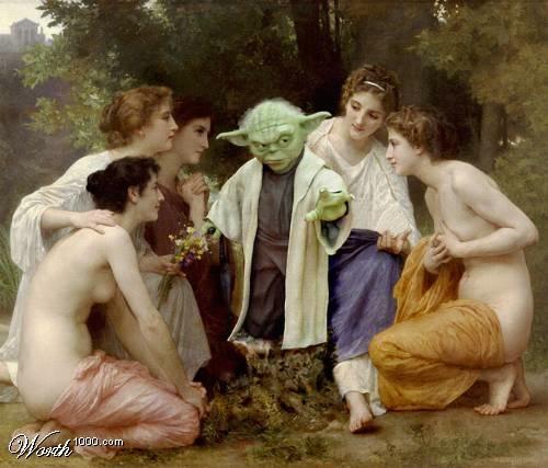 Yoda Borguereau