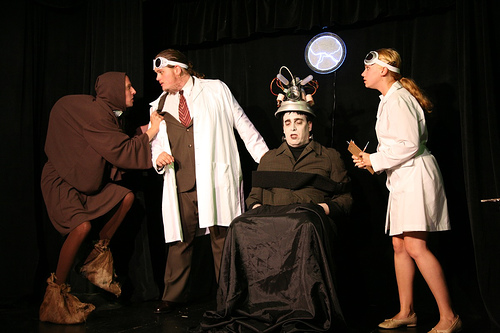 Young Frankenstein: The Play