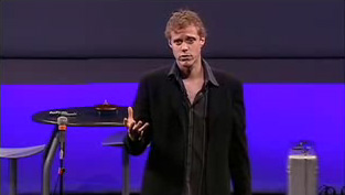 Ze Frank's TED 2004 Conference Talk