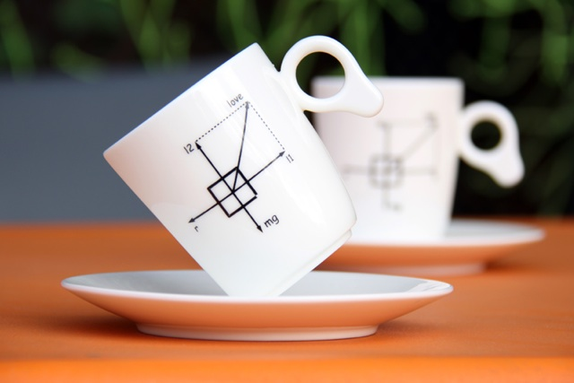 Zero Gravity Coffee Mug