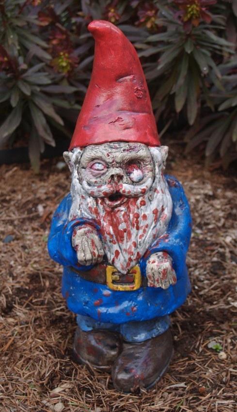 zombie-garden-gnome