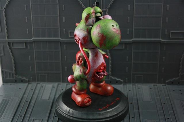 Custom Zombie Yoshi