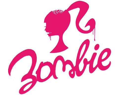 Zombie Barbie by Ben Fellowes