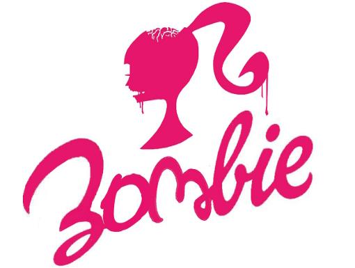 Zombie Barbie by Ben Fellowes