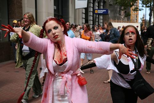 Que no Hacer en caso de Invasion Zombie